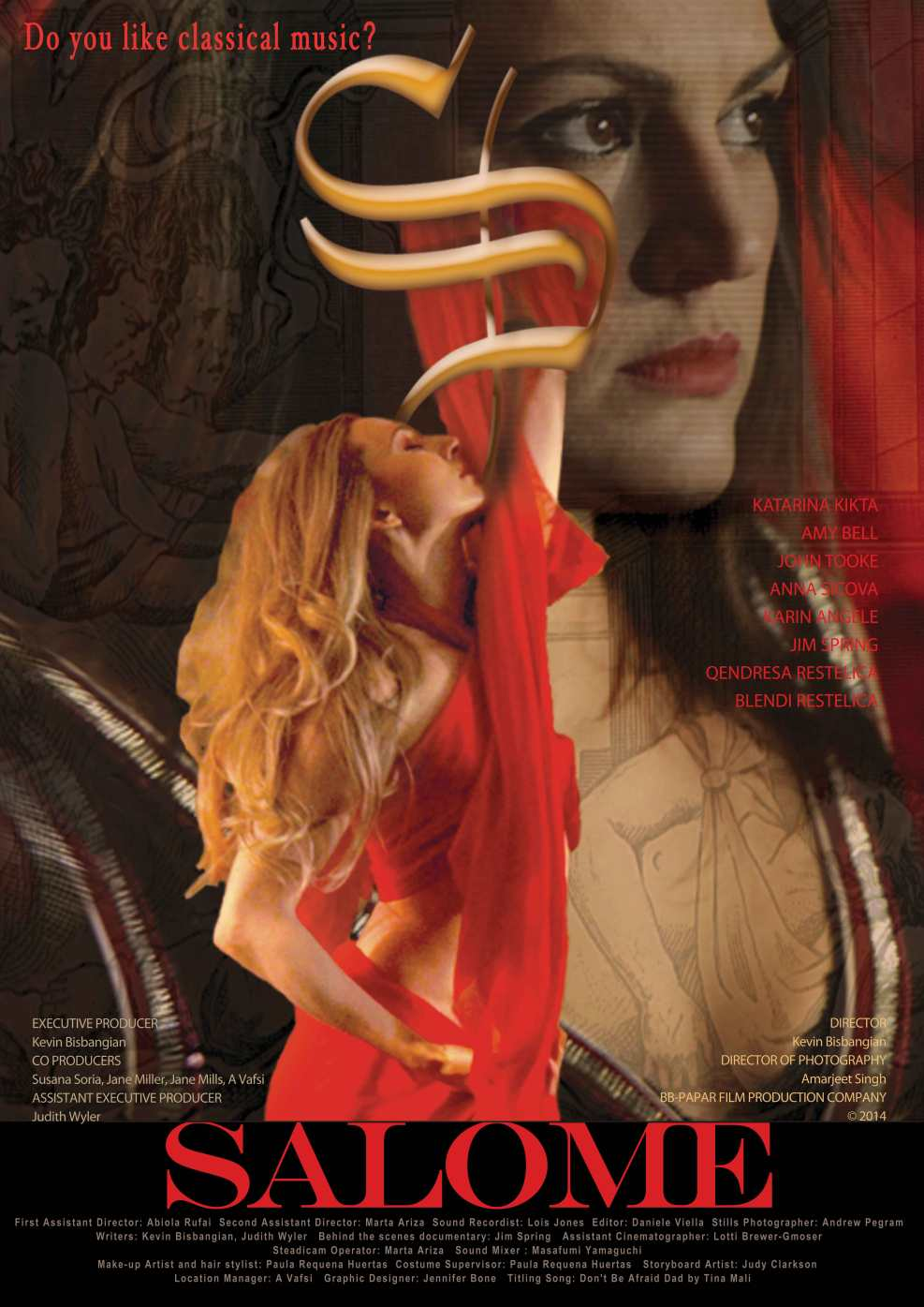 Salome-Poster