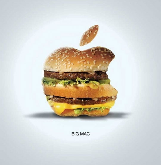 http://cdn.themetapicture.com/media/funny-Big-Mac-McDonalds-Apple-logo.jpg